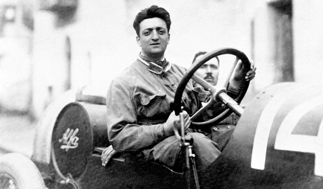Who Is Enzo Ferrari?