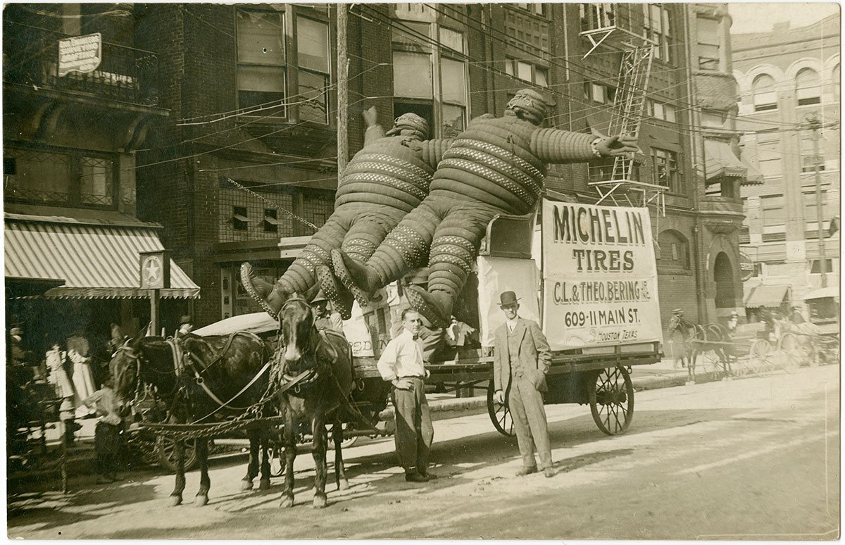 The Michelin Man: A Branding Horror Story Turned Brand Genius