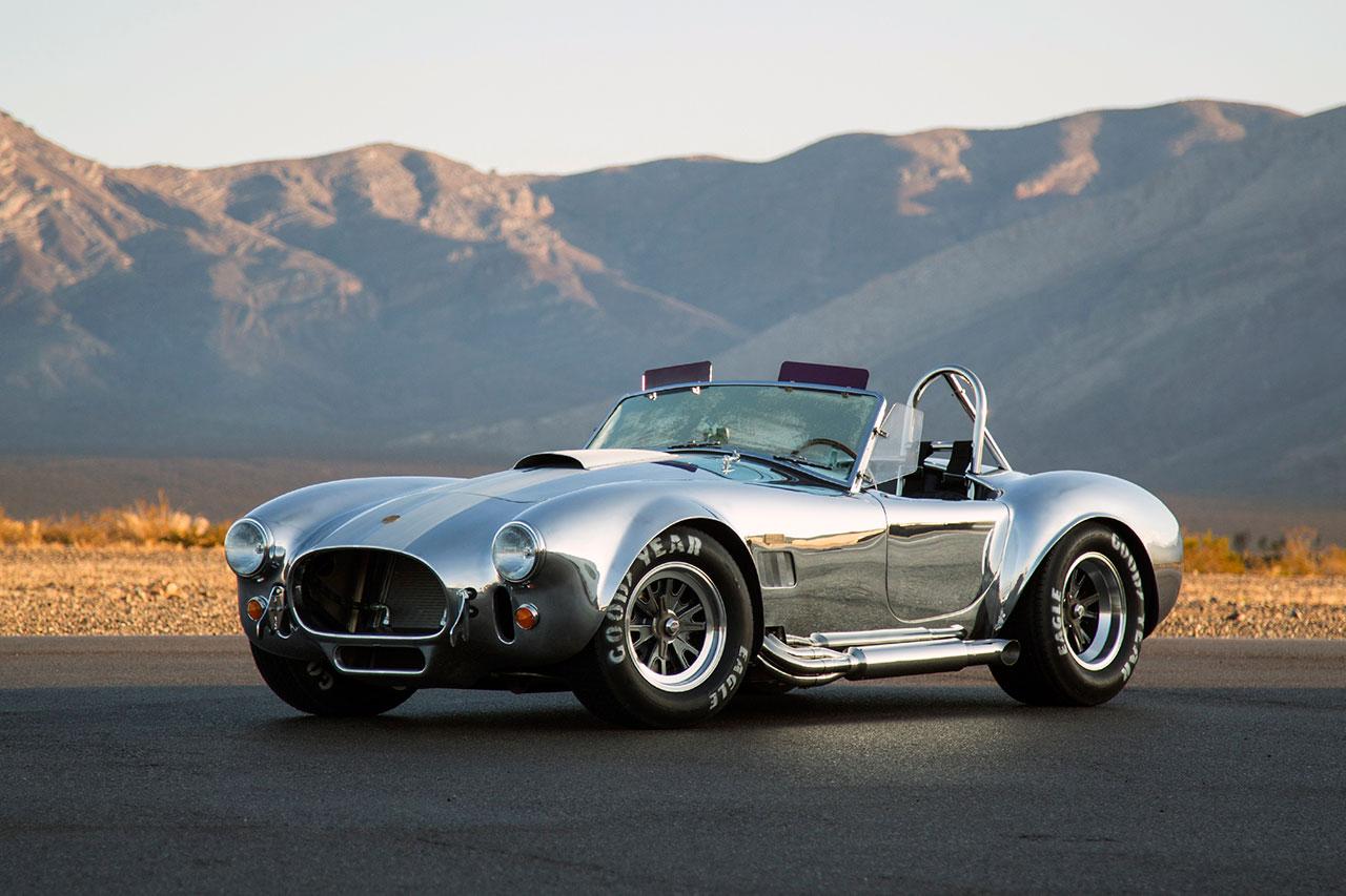 A Little Shelby Cobra History Never Hurt Anyone