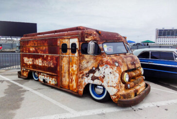 The Rusty Old Bread Truck That Captured Our Attention