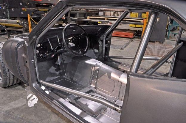 Camaro roll cage