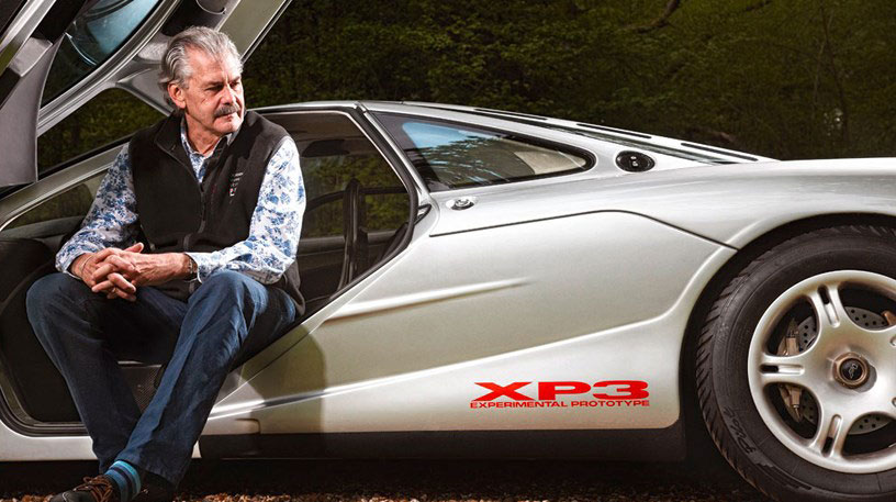 Gordon Murray – The Man And His Machines