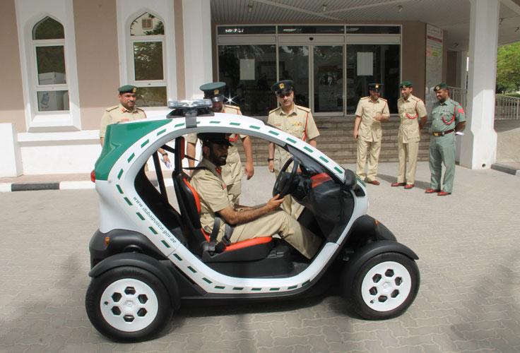 eco-friendly mini car