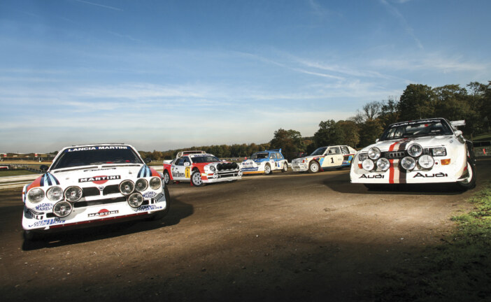 Wings, Turbos and Death – The story of Group B Rallying