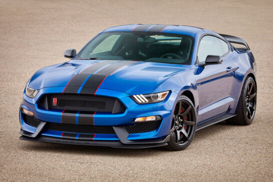 The 2017 Ford Shelby GT350: The Shelby We Deserve