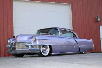 '55 Cadillac Coupe DeVille