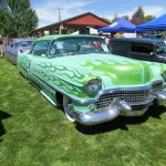 The 2016 Gypsum Daze Car Show