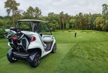 Golf In Style – Mercedes-Benz Just Announced A Luxury Golf Cart