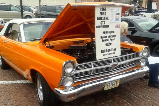 2016 Seward, Nebraska Car, Truck And Motorcycle Show