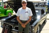 Barry Snodgrass' 1967 Pontiac Lemans Convertible