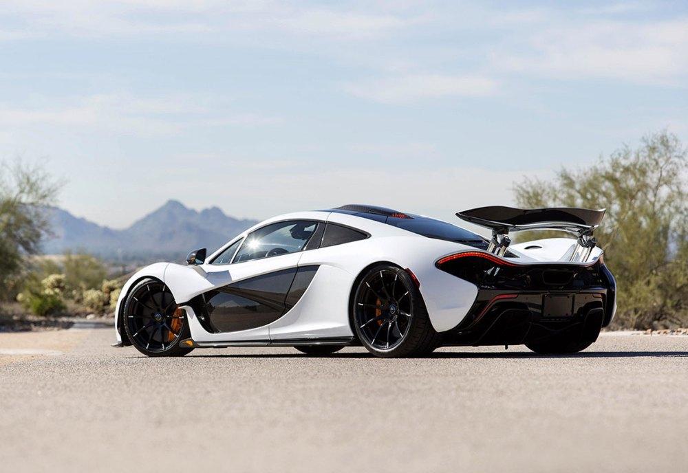 McLaren Automotive Technology