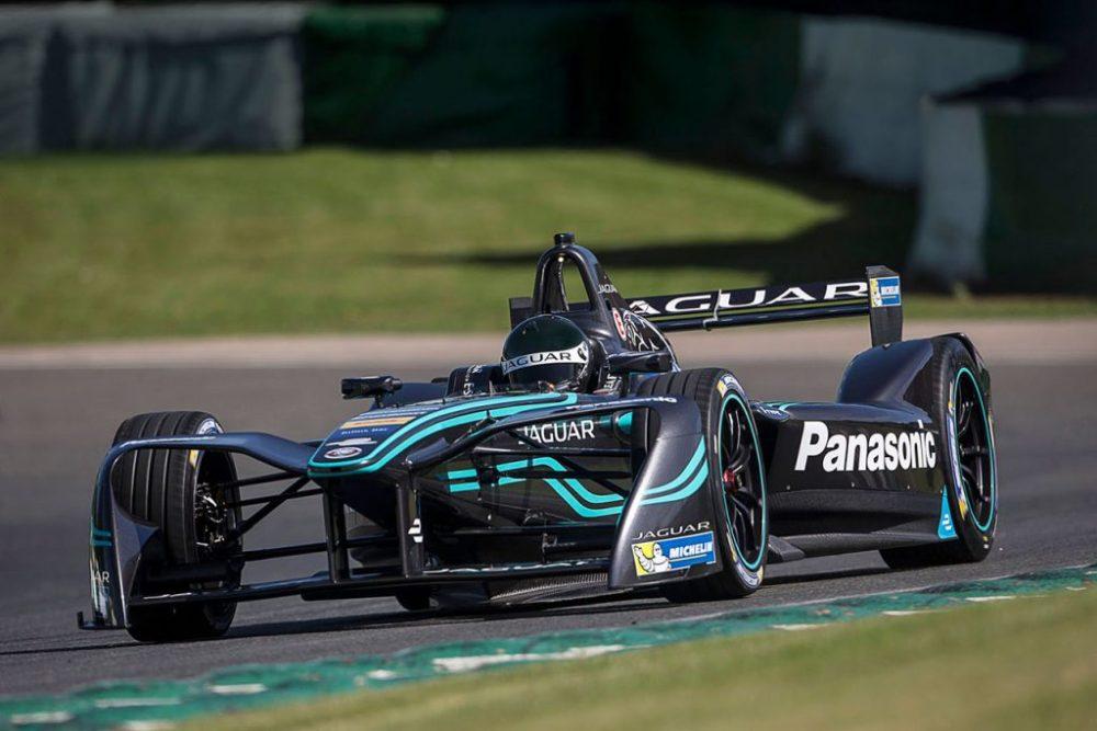 Jaguar Racing I Type