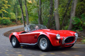 Five of The Coolest Classic Cars Ever Built