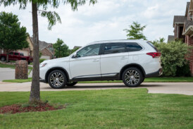 The 2018 Mitsubishi Outlander GT S-AWC