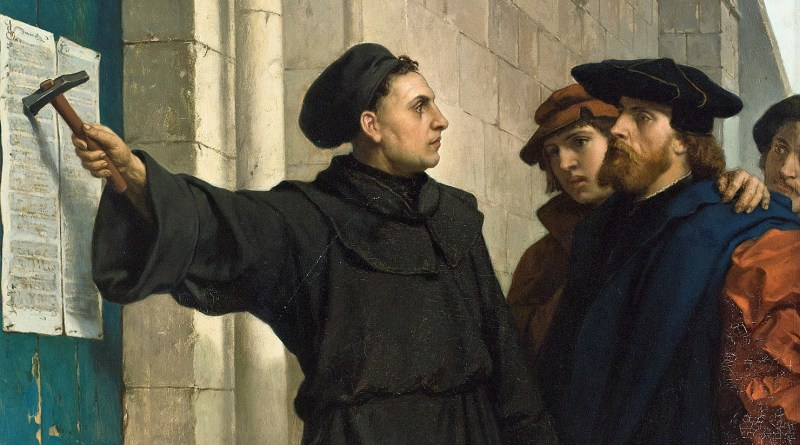 Martin Luther: Perfect Weakness