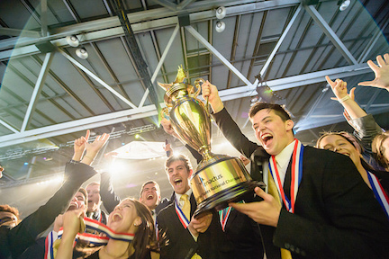 Previous winners of the Enactus World Cup (Enactus: United States)