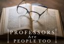 Professors are People Too: Dr. David Impellizzeri