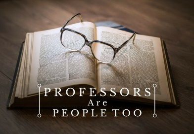 Professor's Are People Too: Dr. Skiles