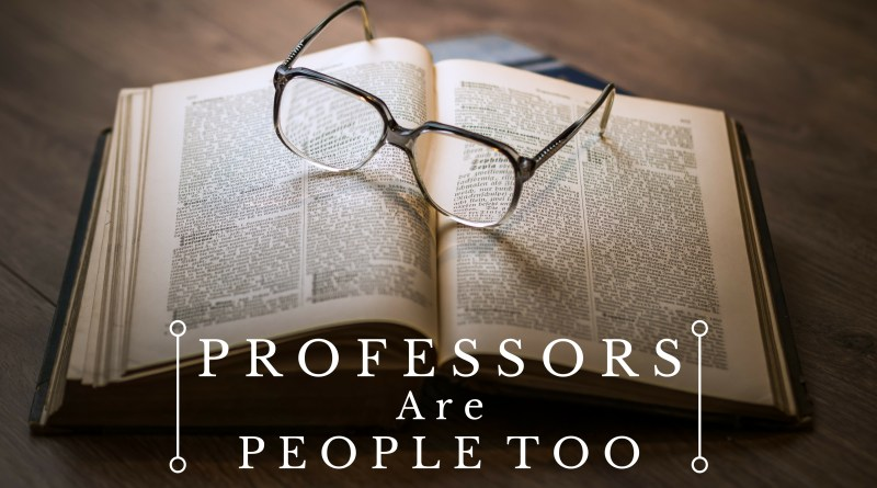 Professors are People Too: Christopher Carrothers