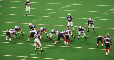 The History of Thanksgiving Football