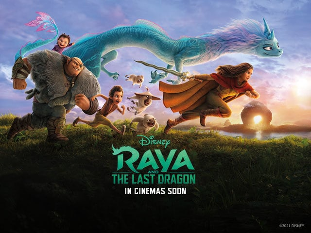 Film Review: Raya and the Last Dragon – The Daily Runner