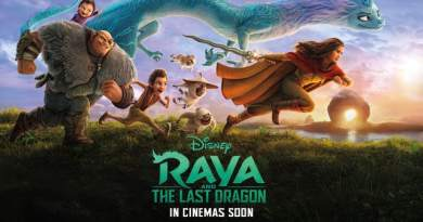 Film Review: Raya and the Last Dragon