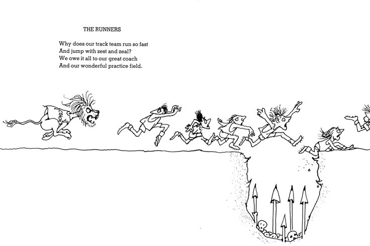 Funny Poems By Shel Silverstein: Shel Silverstein: Author, Artist, And Poet