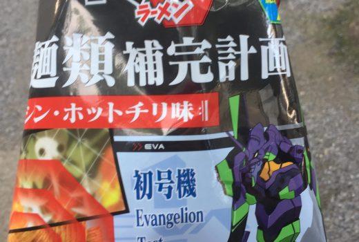 Neon Genesis Evangelion Snack