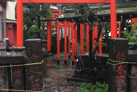 Tabata Tokyo Shrine