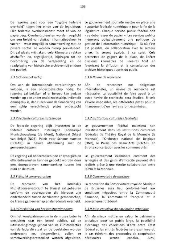 Accord de gouvernement 2014 Politique Scientifique (4))