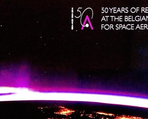 L'Institut d'aéronomie spatiale de Belgique fête ses 50 ans.