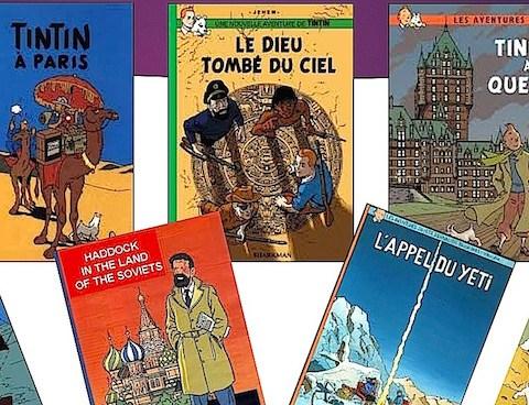 Le mythe Tintin a donné lieu à des pastiches, mais aussi de nouvelles aventures pirates, autant d'hommages à Hergé, selon le Pr Jouret.