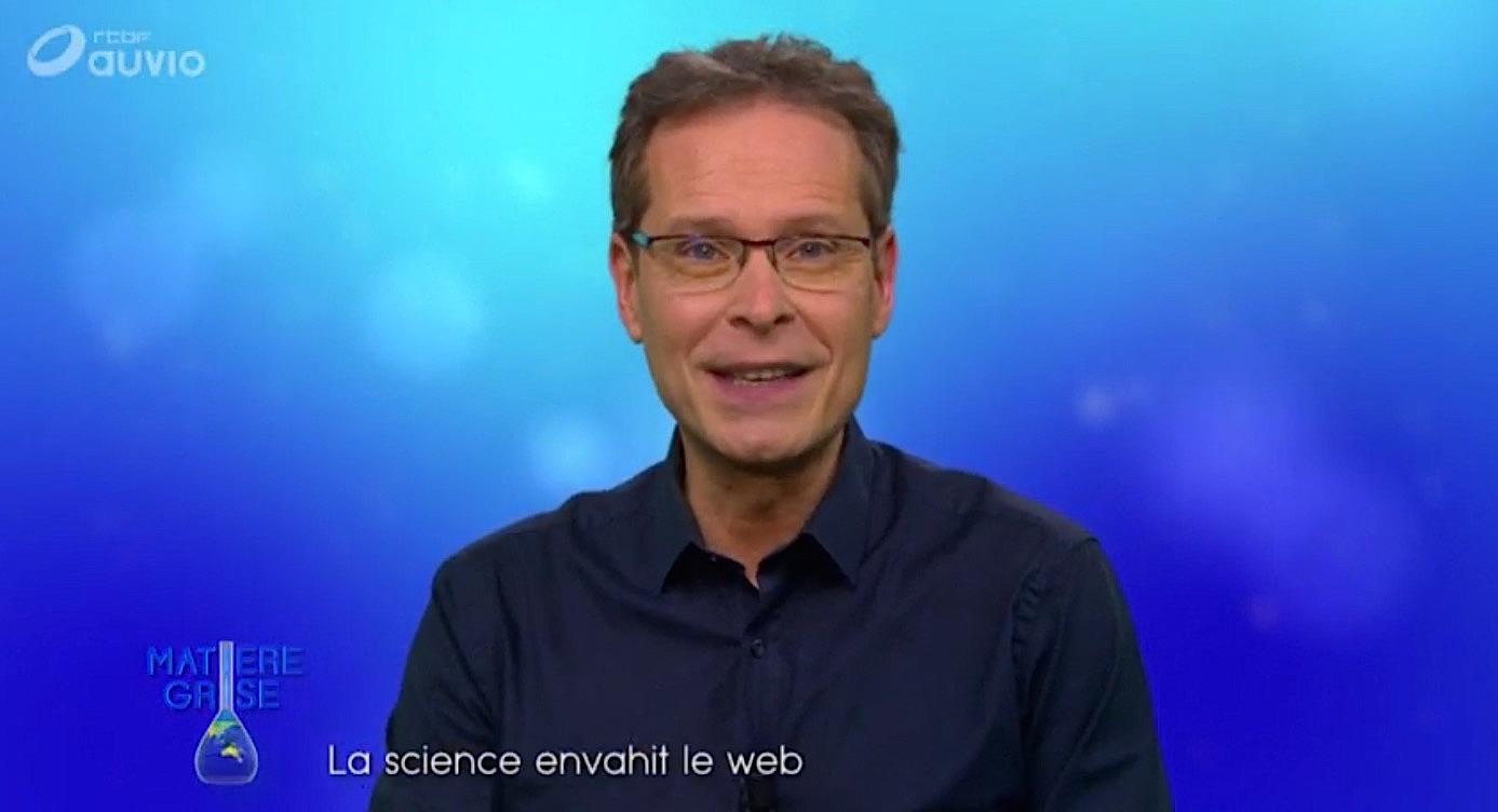 Matière Grise consacre cette semaine un reportage à Daily Science.