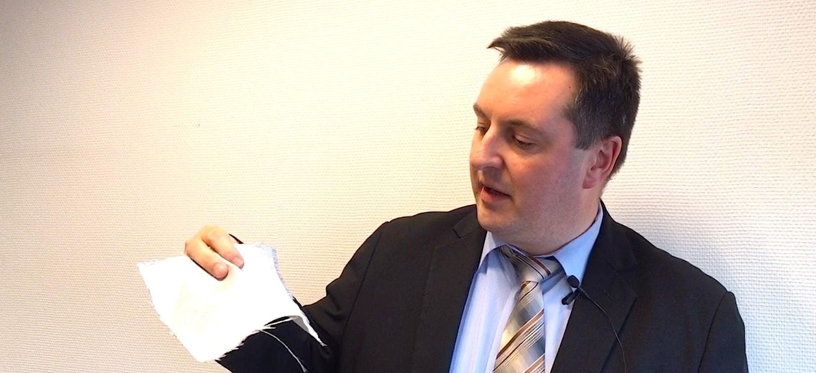 Pr Patrick Masset, CEO de Thermallium.