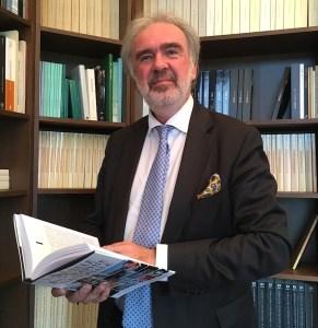 Pr Didier Viviers, Secrétaire perpétuel de l'Académie Royale de Belgique.