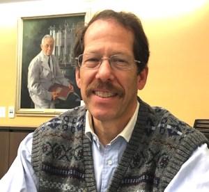 """Pr Paul Berkman, directeur du """"Science Diplomacy Center"""", Tufts University (Etats-Unis)."""