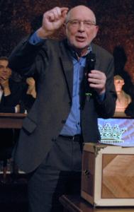 Philippe Defeyt, économiste et ancien président du CPAS de Namur. © Alain Dewez