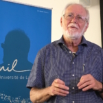 Pr Jacques Dubochet, Prix Nobel de Chimie 2017.
