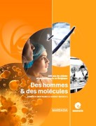 « Des hommes et des molécules » (Editions Mardaga) Kenneth Bertrams (ULB) et Geerdt Magiels. 35 euros.
