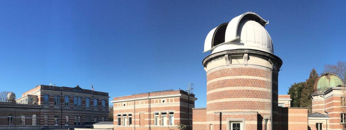 Observatoire royal de Belgique, au plateau d'Uccle. Le site de l'avenue Circulaire héberge aussi l'Institut royal Météorologique de Belgique (IRM) et l'Institut royal d'Aéronomie spatiale de Belgique (IASB).