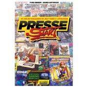 """""""Presse Start"""", par Boris Krywicki et Yves Breem. Editions Omaké Book. VP: 24,90 euros"""