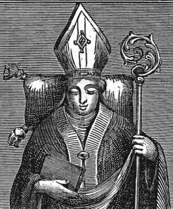 Jacques de Vitry (détail).