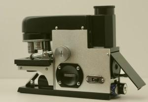 Microscope de l'armée chinoise