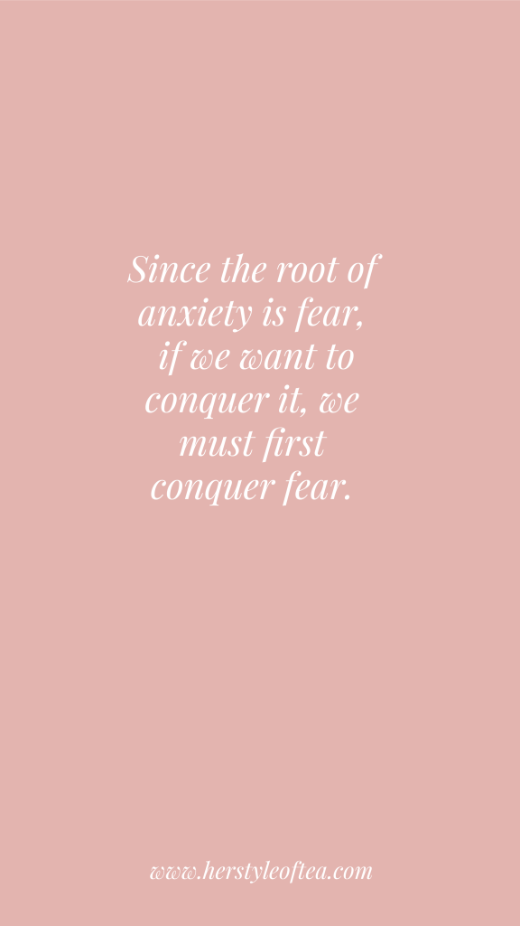 How to Overcome Anxiety through God's Word - Her Style of Tea   christian quotes, overcoming anxiety, bible verse quotes, iphone wallpaper, christian phone wallpaper, bible verses for anxiety, help for anxiety, bible verses about fear