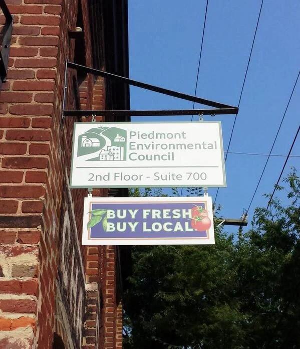 Piedmont Environmental Council Charlottesville office. (Photo: Piedmont Environmental Council Twitter)