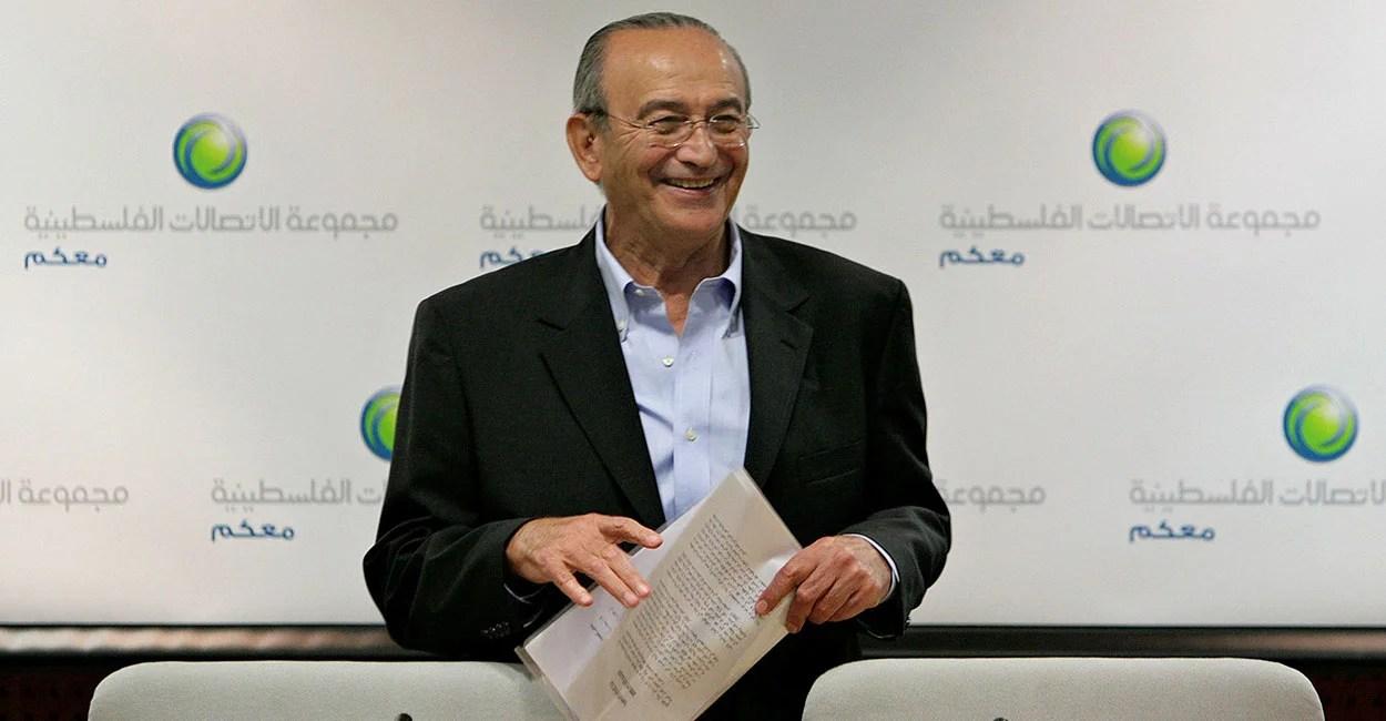Image result for Sabih al-Masri, arab bank, photos
