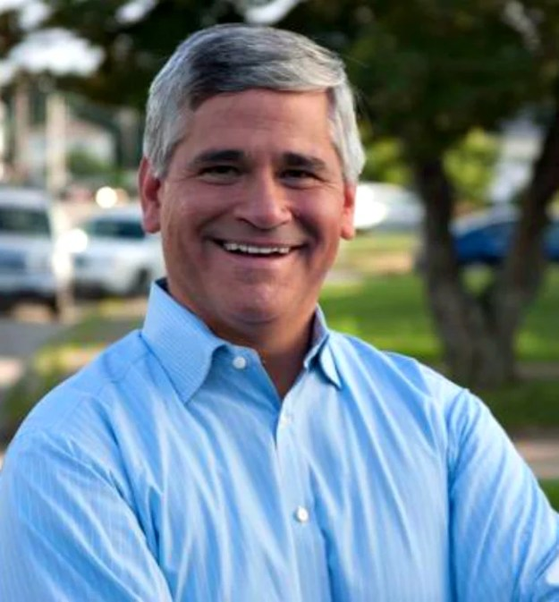 Rhode Island Attorney General Peter Kilmartin, as pictured on his Twitter account.