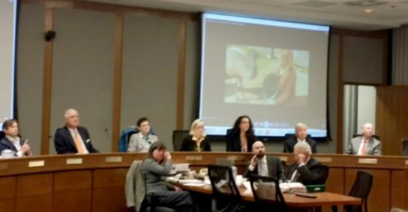 This meeting may have turned the tide for Martha Boneta in her battle with the Piedmont Environmental Council.