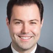 Portrait of Andrew Kloster