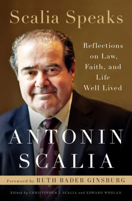 A Surprising Legacy From My Father, Antonin Scalia